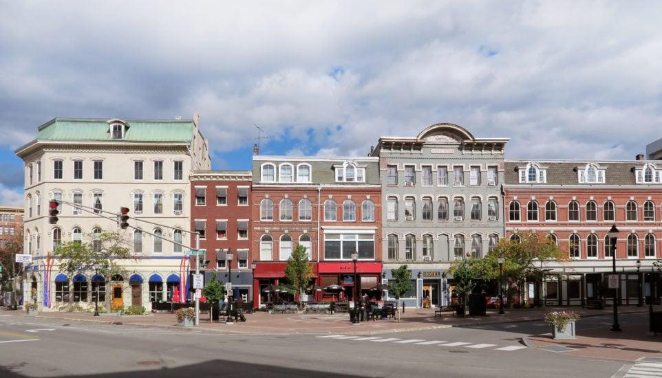 West Market Square, Bangor, ME