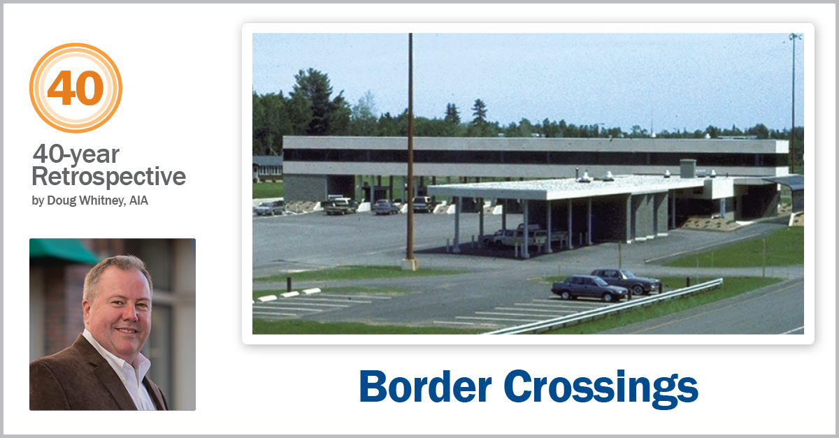 Border Crossing by Doug Whitney, AIA