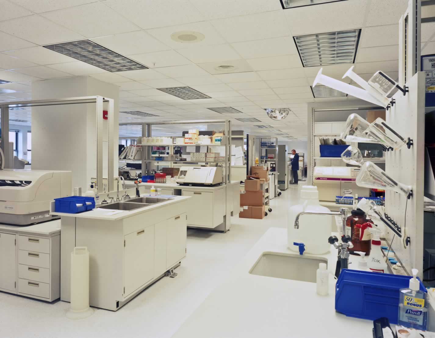 Affiliated Laboratory At Emmc Wbrc Architects Engineers