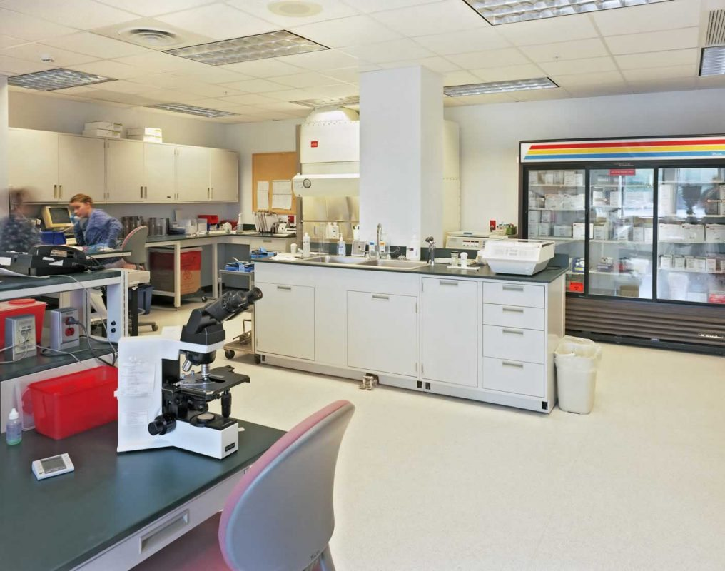 Affiliated Laboratory at EMMC