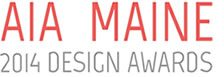 AIA Maine 2014 Design Awards