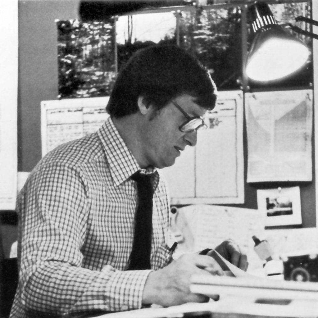Alan T. Baldwin, WBRC principal 1972-1990