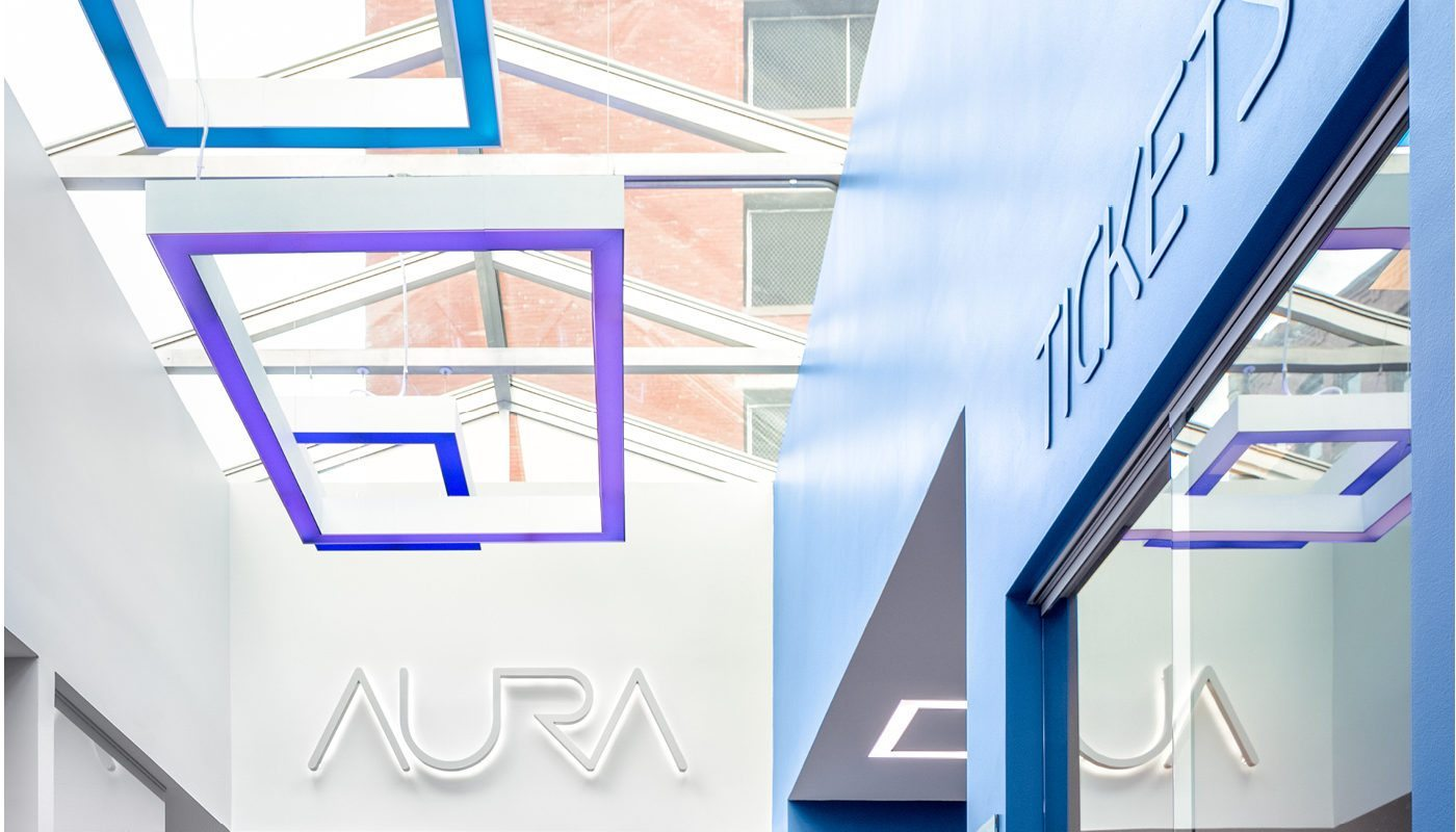 Aura Renovation & Expansion