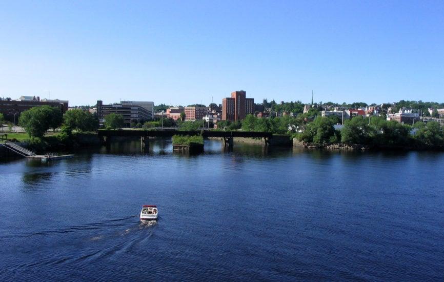 Penobscot River, Bangor, ME