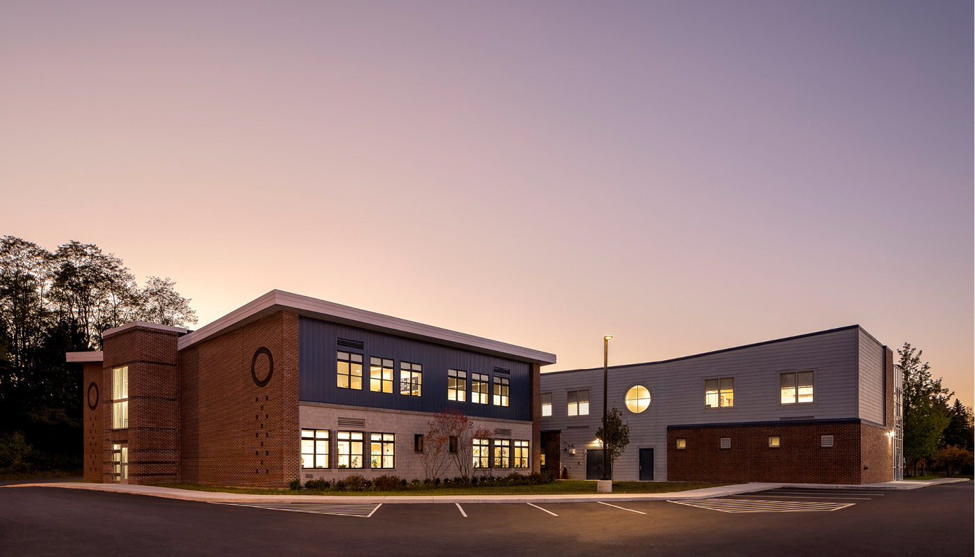 Belfast Area High School Renovation & Addition