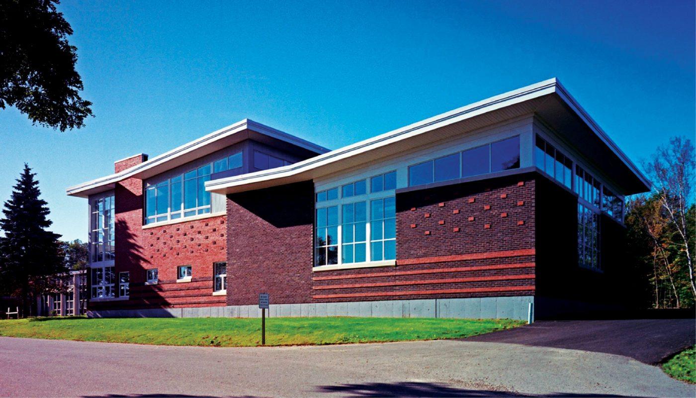Belfast Area High School Fine Arts Addition