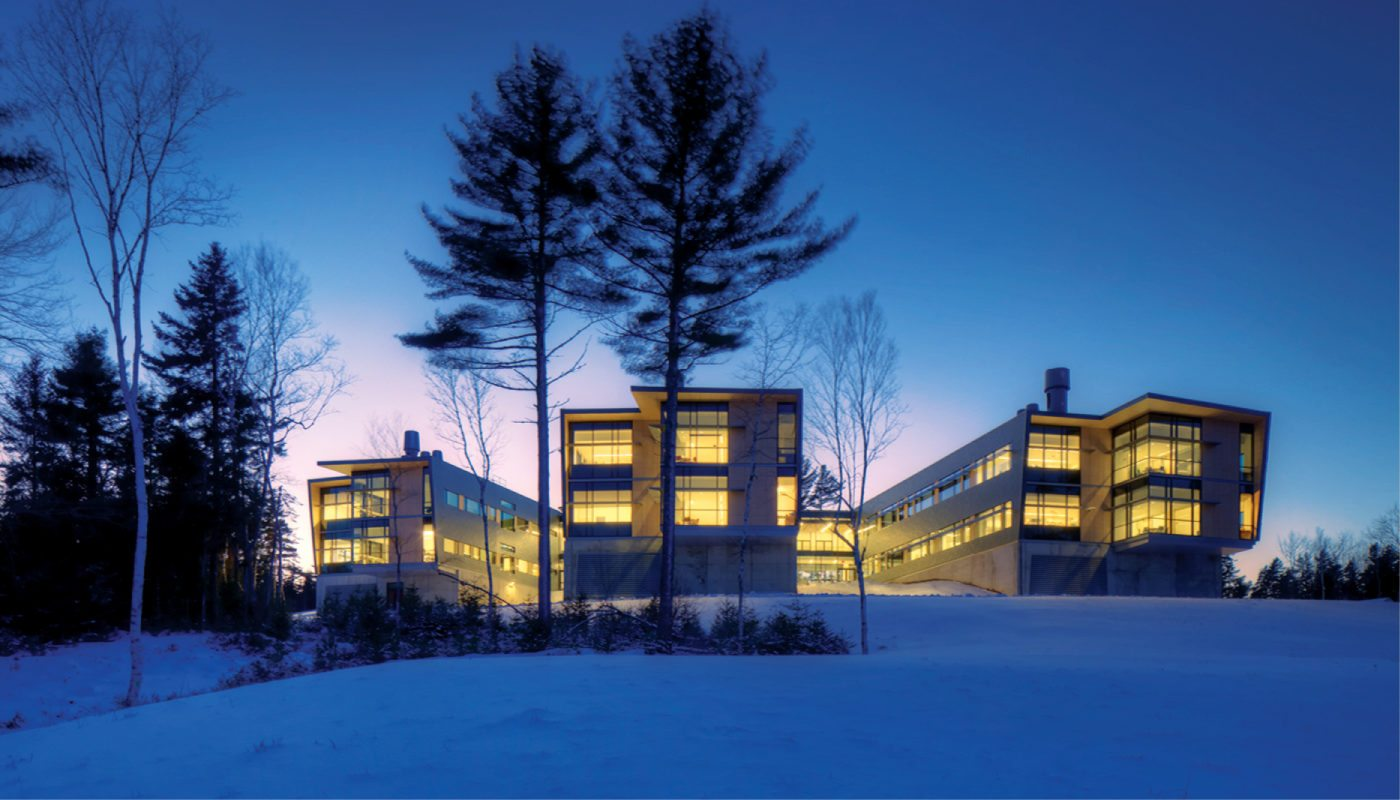 Bigelow Laboratory for Ocean Sciences - WBRC Architects/Engineers