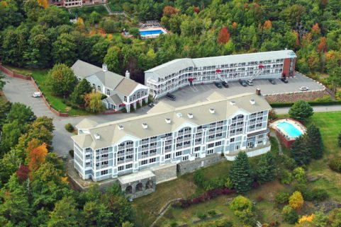 The Bluenose Inn/Bar Harbor Hotel Expansion