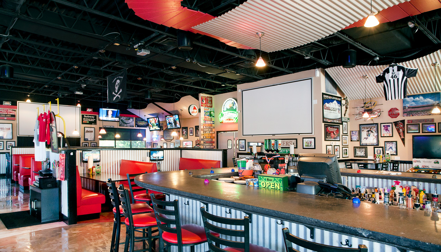 Bogey S Sport Bar Amp Grill Wbrc Architects Engineers
