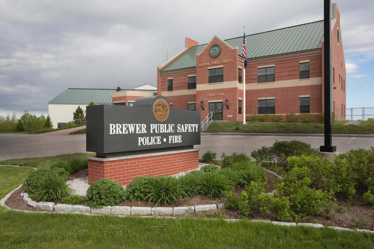 Brewer Public Safety Building