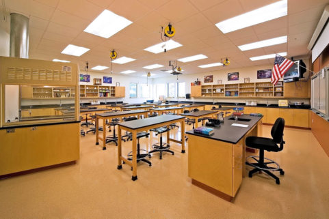 Brewer High School Science Addition