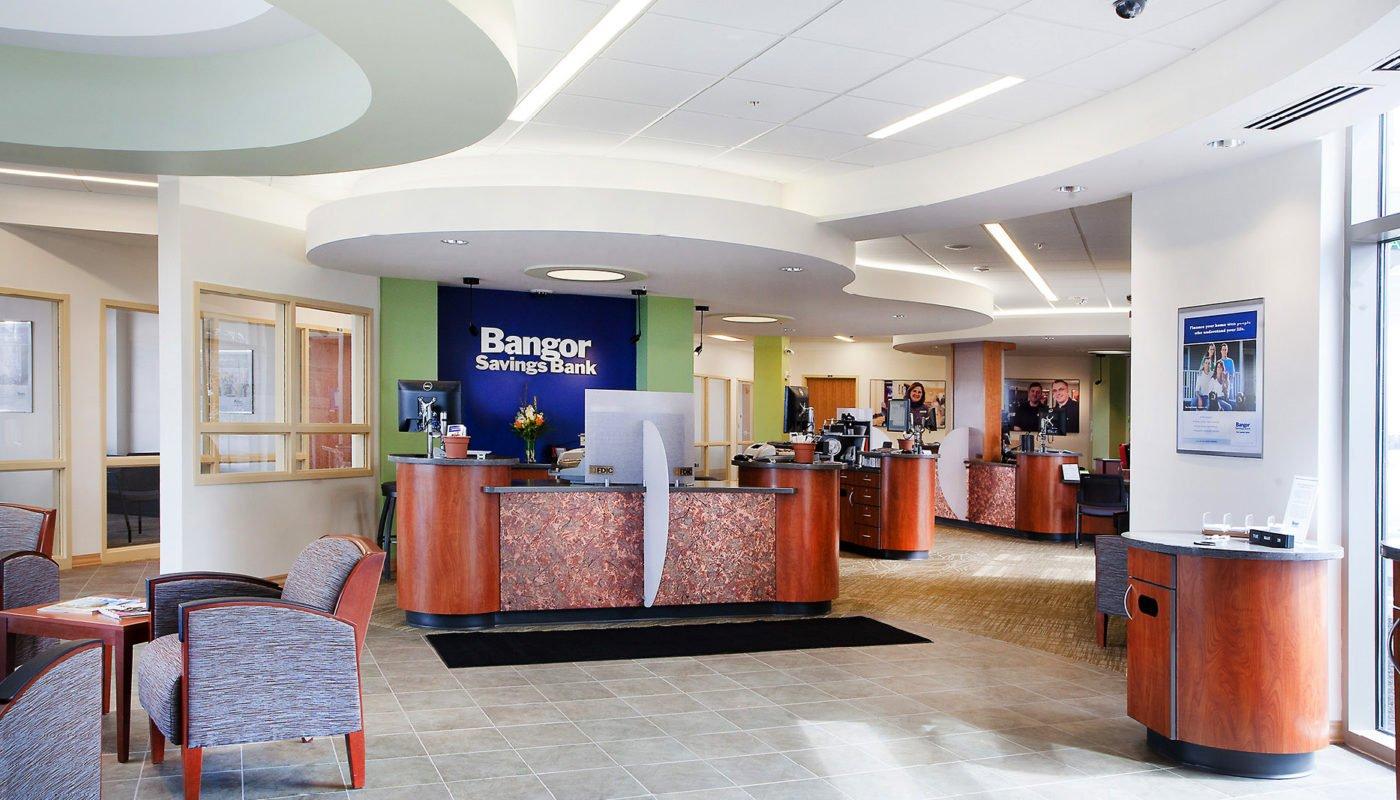 Bangor Savings Bank & Training Center