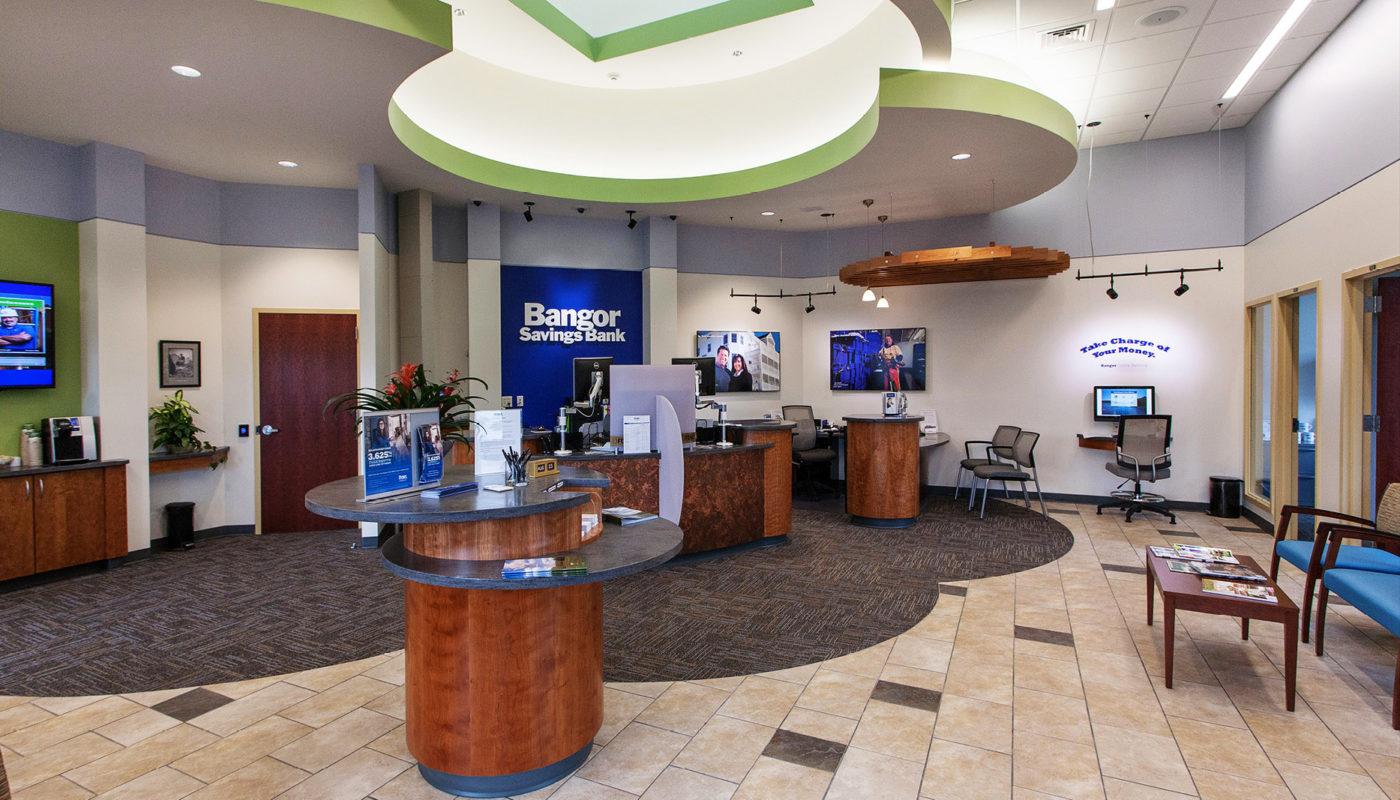 Bangor Savings Bank, York
