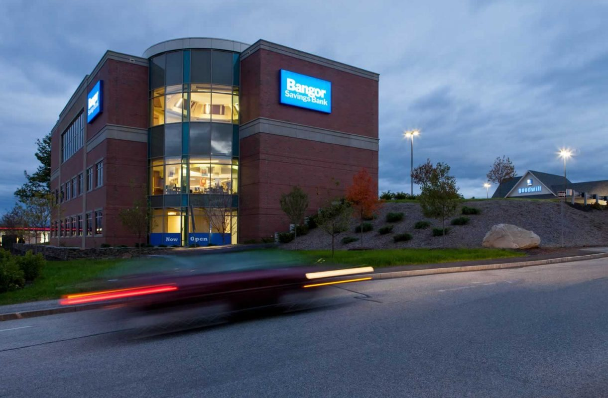 Bangor Savings Bank & Training Center