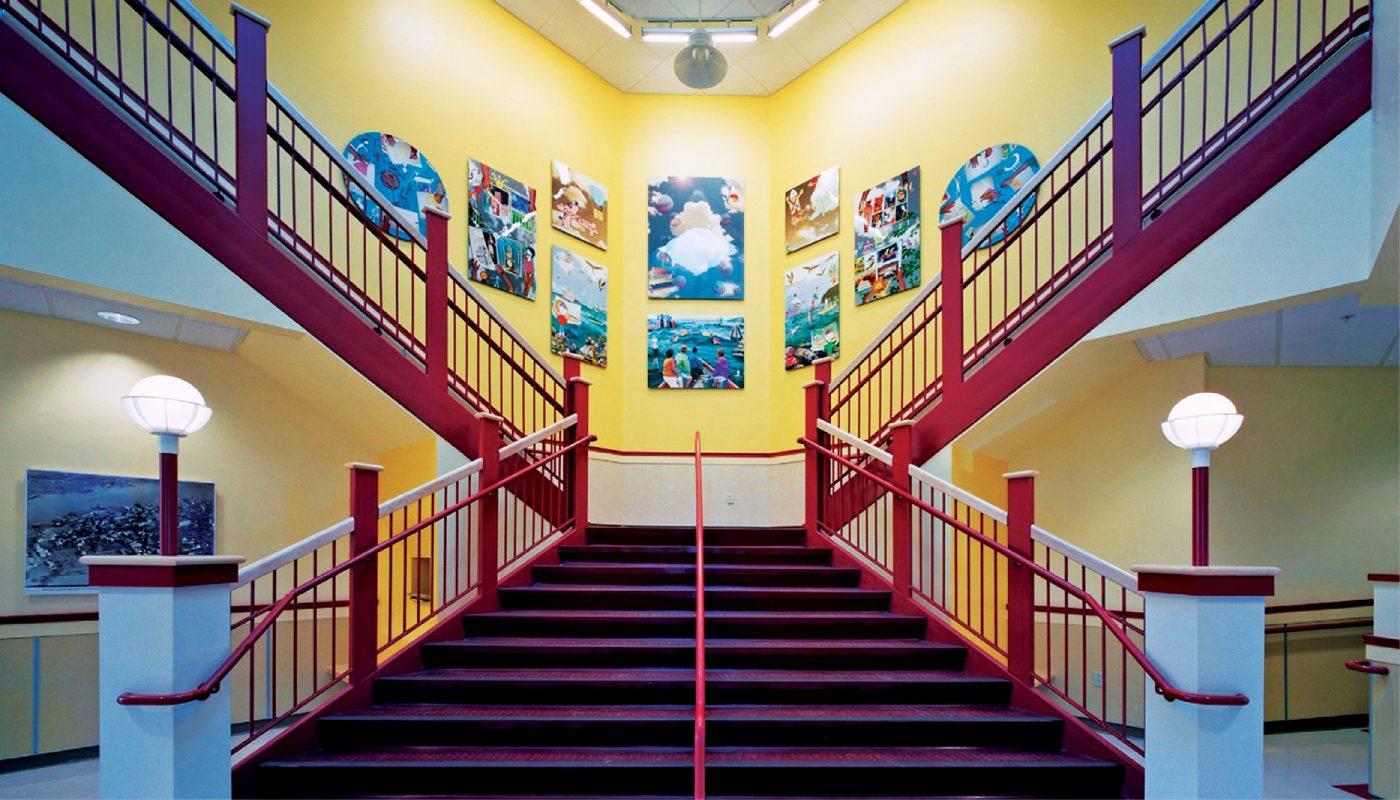 Captain Albert Stevens School