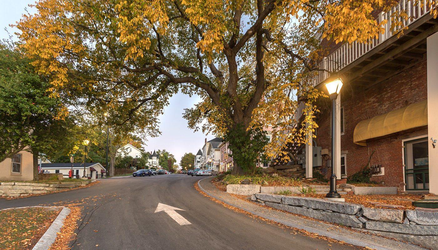 Castine Main Street Improvements