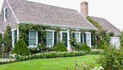 Classic Cape Cod house inspirational image