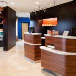 Courtyard by Marriott Interiors