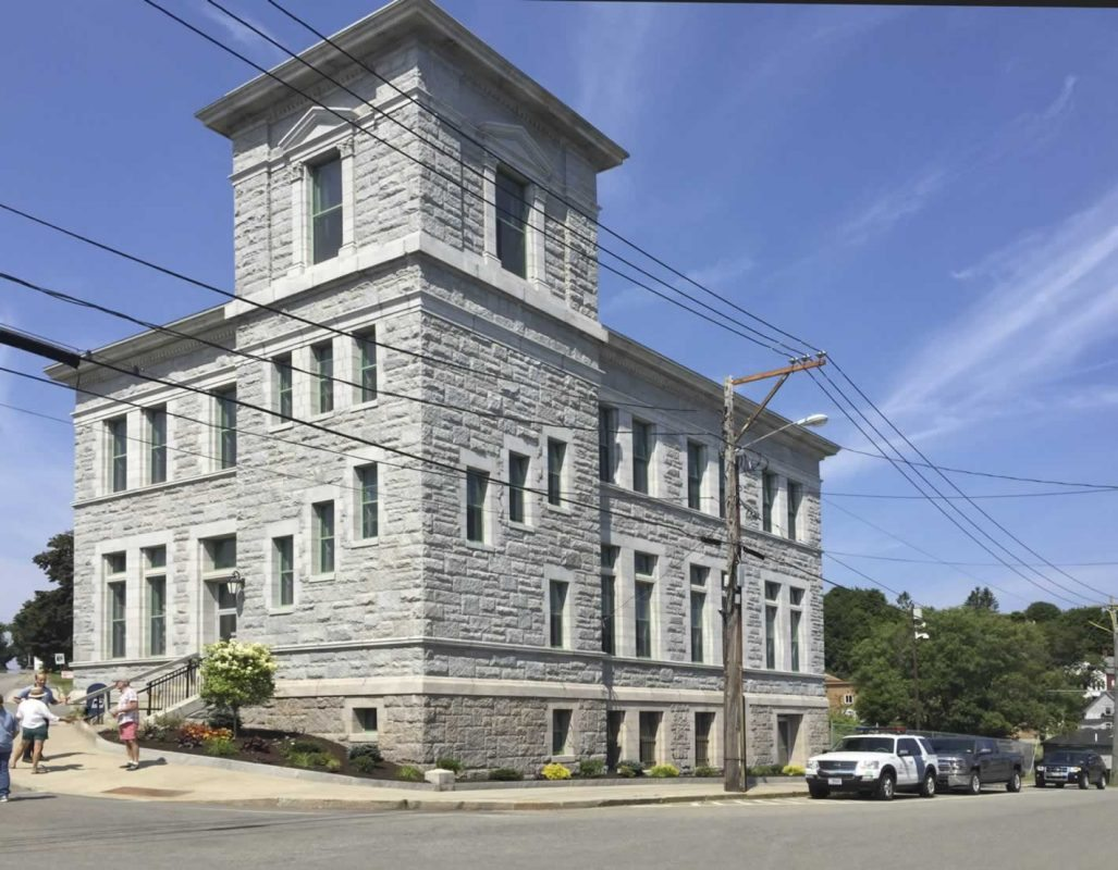 Eastport Post Office & Customs House