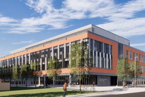 UMaine Engineering Education & Design Center