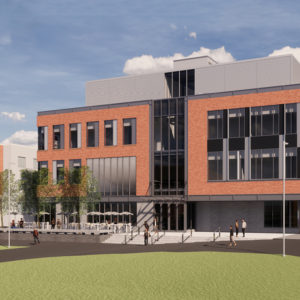 Construction Begins on UMaine's Ferland Engineering Education and Design Center