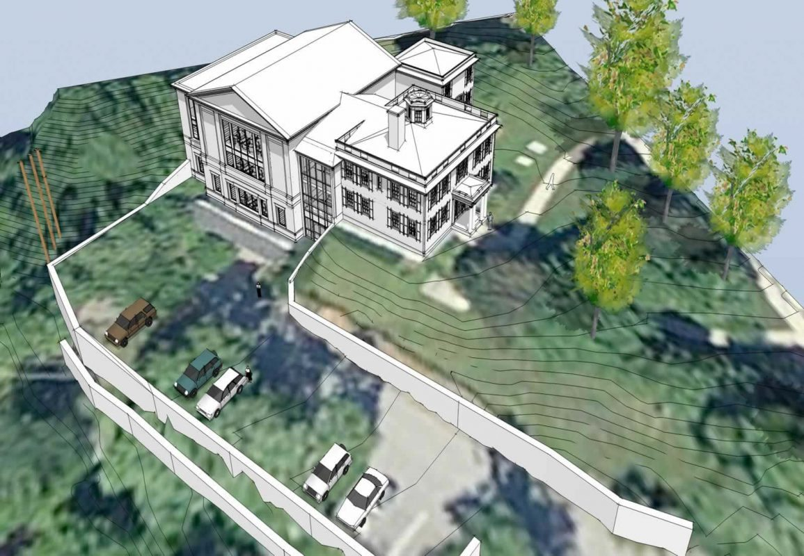 Ellsworth Public Library Concept Plan