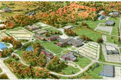 EMCC Campus Plan