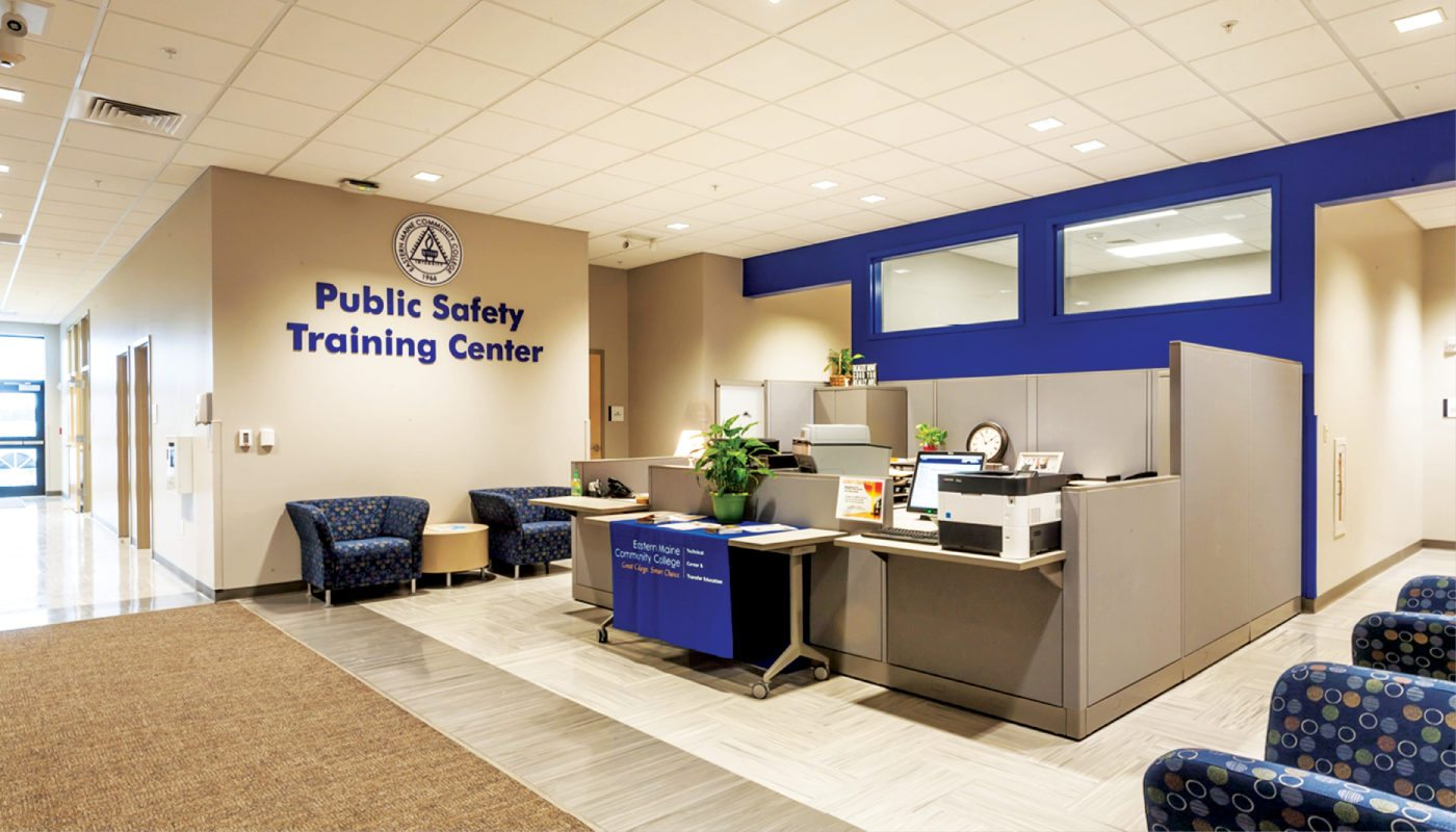 EMCC Public Safety Training Center