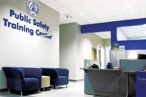 EMCC Public Safety Training Center