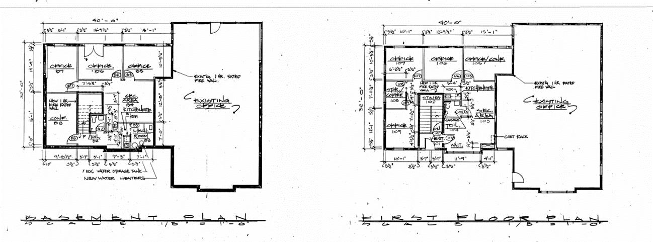 Evergreen Woods floor plans