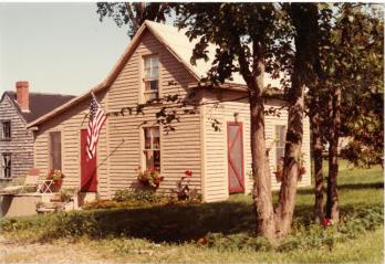 Glenburn Tiny House After Photo