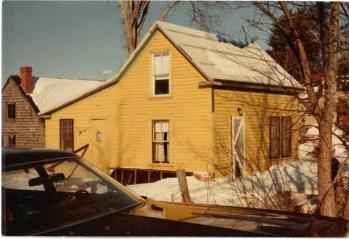 Glenburn Tiny House Before Photo