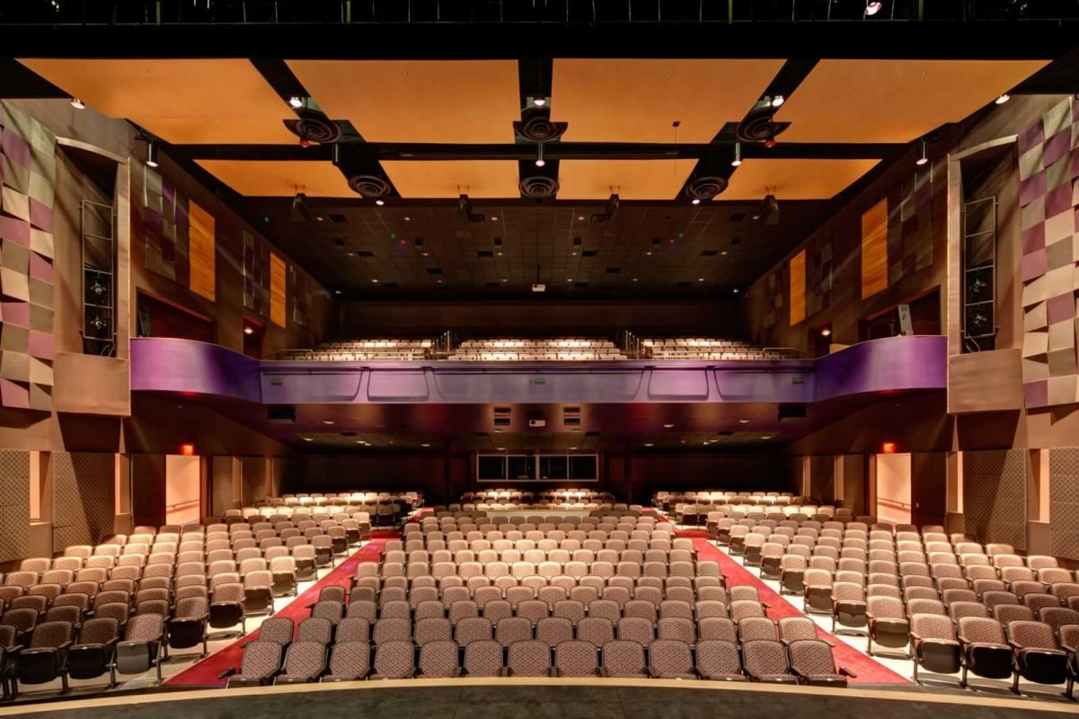 Hampden Academy Performing Arts Center