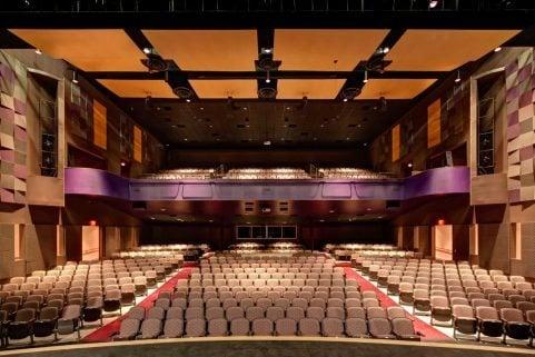 Hampden Academy Performing Arts Center
