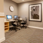 Hampton Inn Interiors