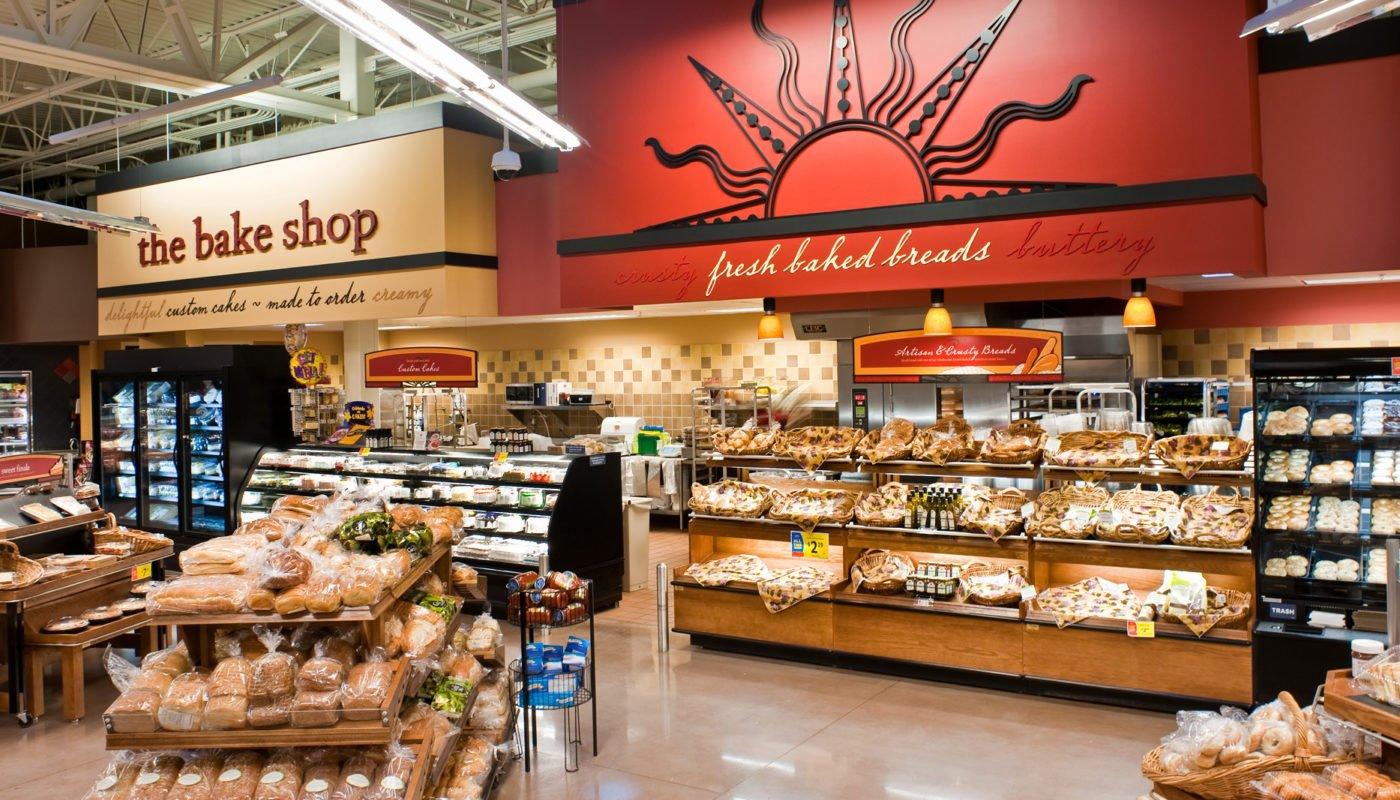 Hannaford Supermarket, Augusta