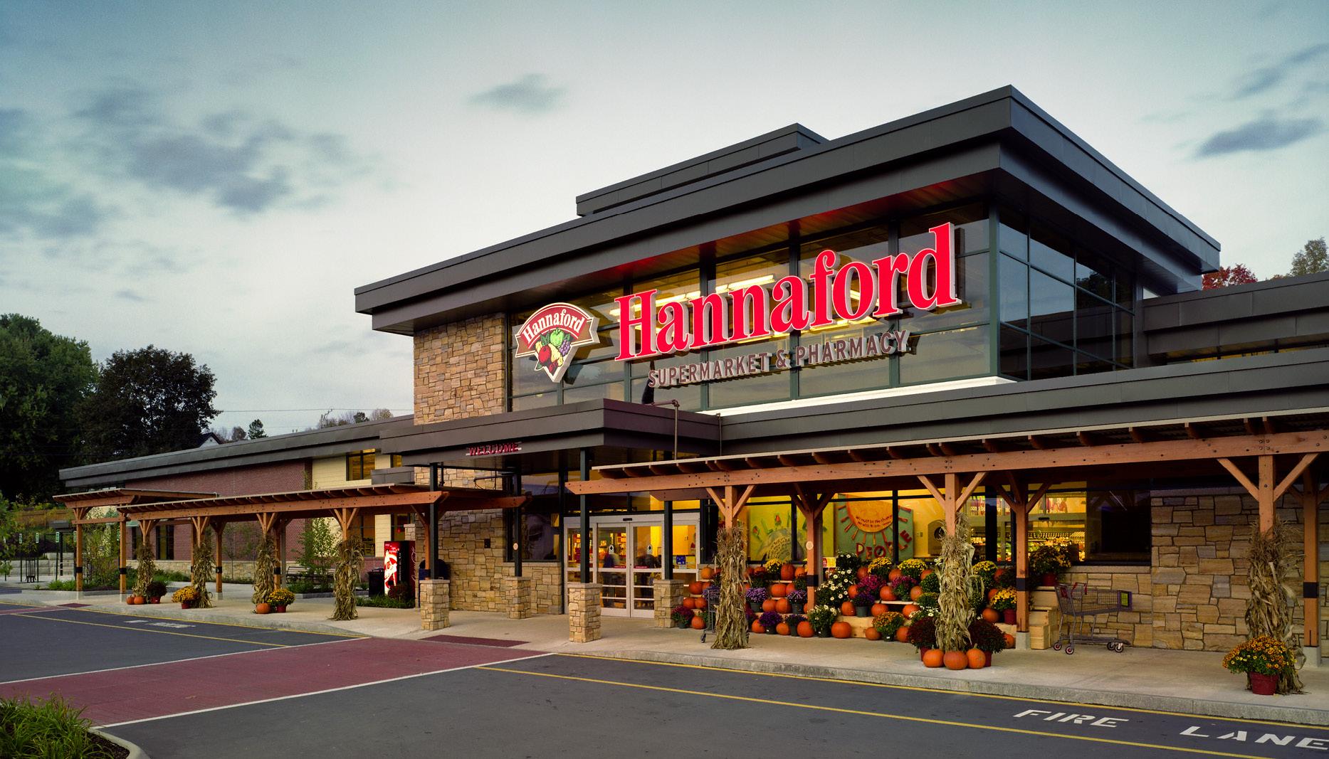 Hannaford Supermarket Augusta Wbrc Architects Engineers