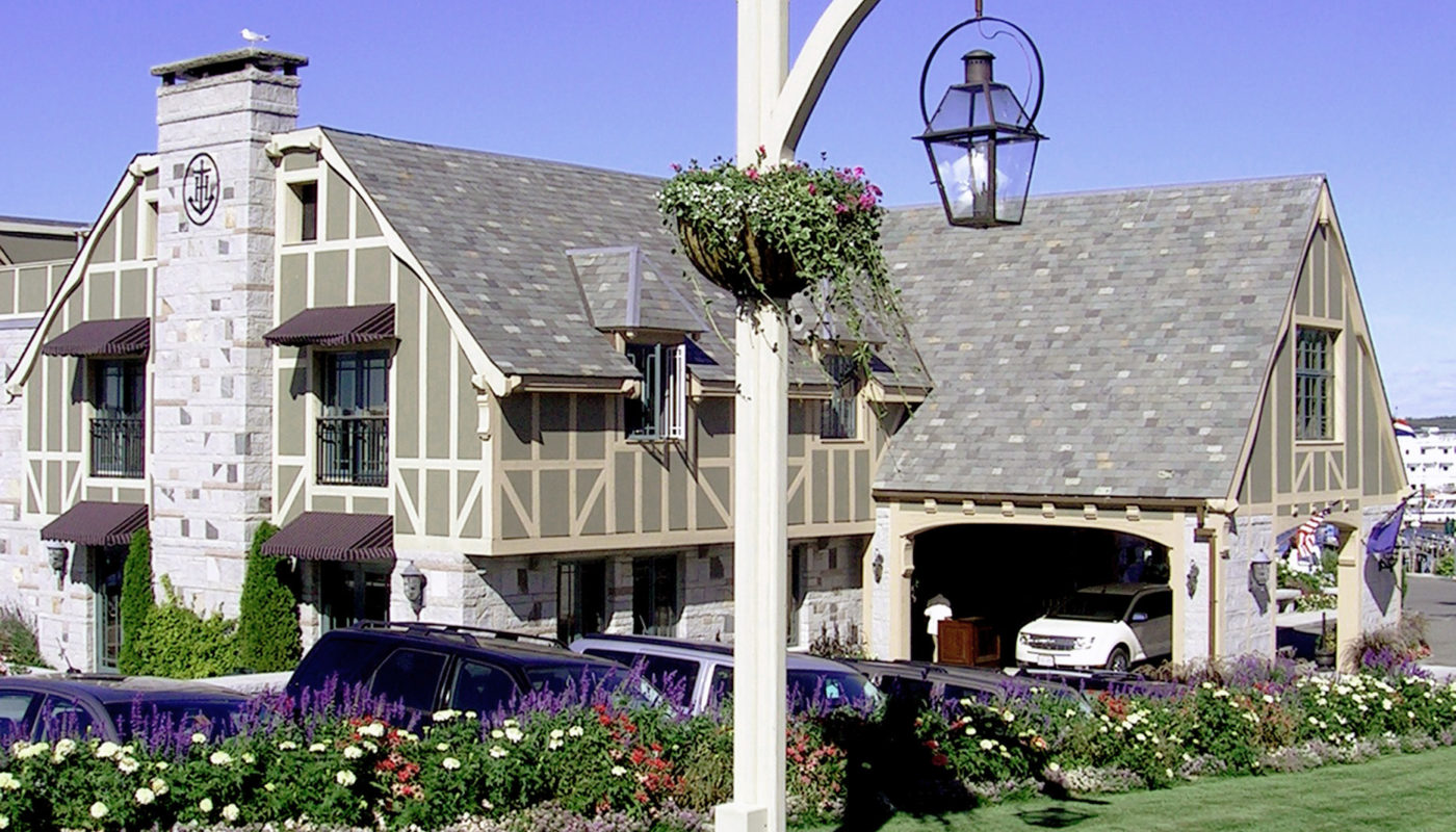 Harborside Hotel Welcome Center