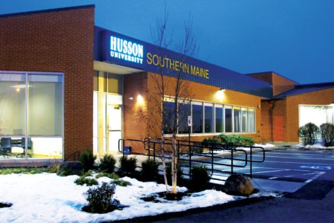 Husson Southern Maine Campus Renovation
