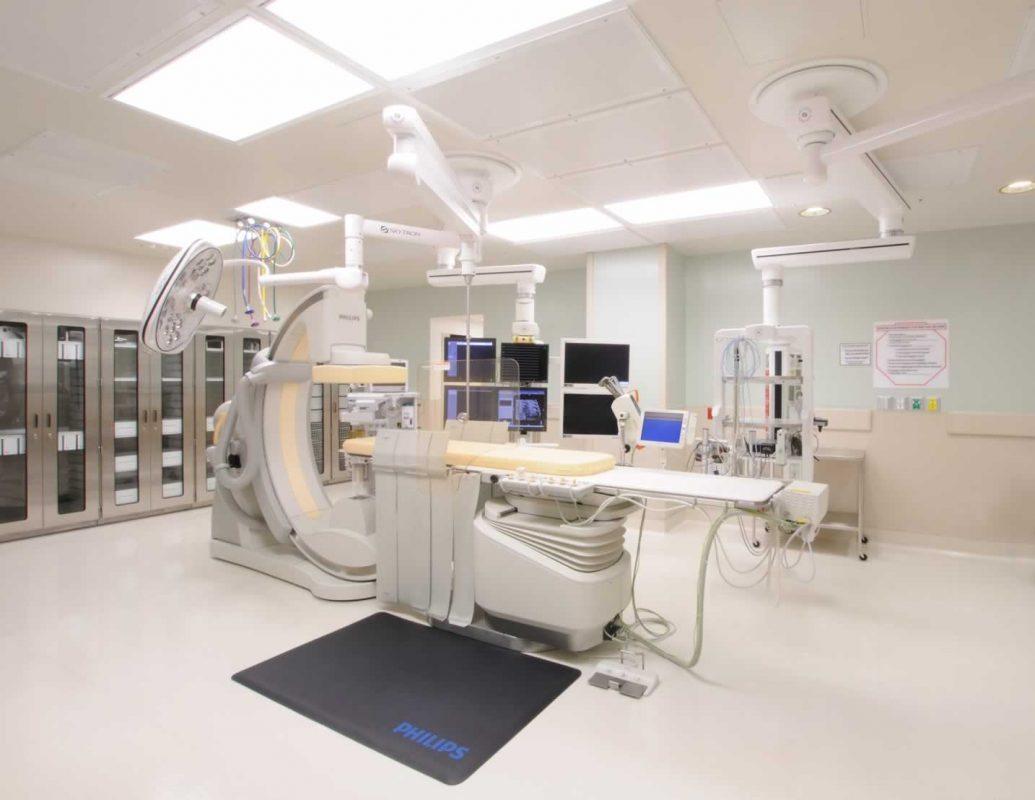 Hybrid Cardiac Catherization Lab