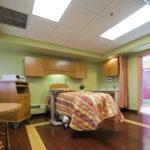 Inland Hospital Maternity Unit Interiors