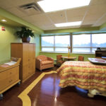 Inland Hospital Maternity Unit Interiors