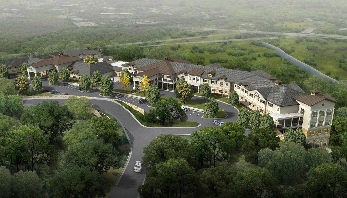 Inspired Living At Alpharetta Wbrc Architects Engineers