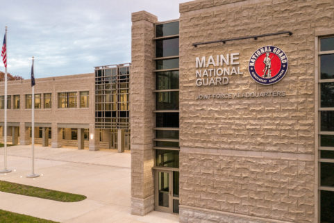 Maine National Guard Joint Force Headquarters