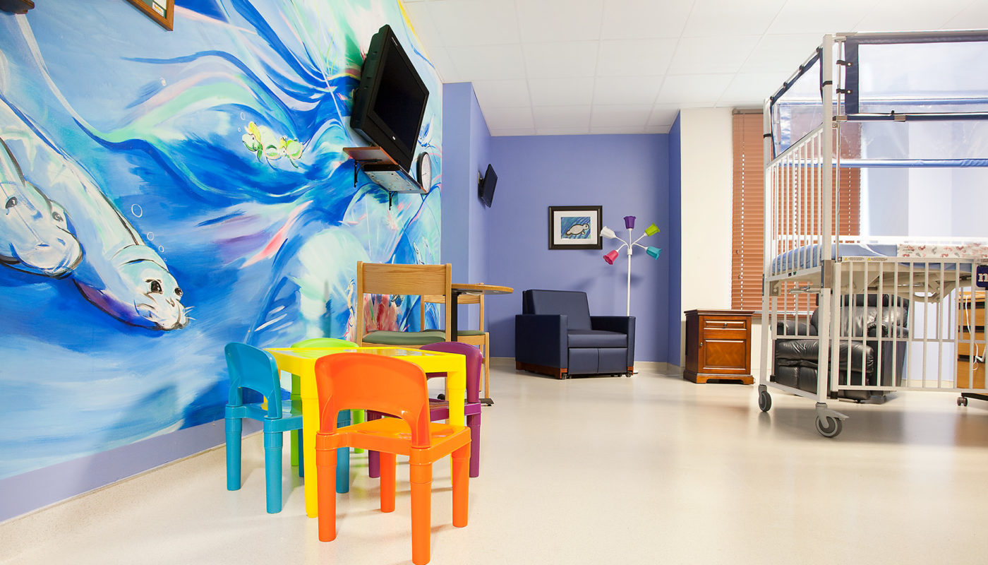 Lakewood Ranch Medical Center Pediatrics Unit