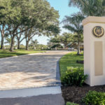 Laurel Oak Estates Entrance