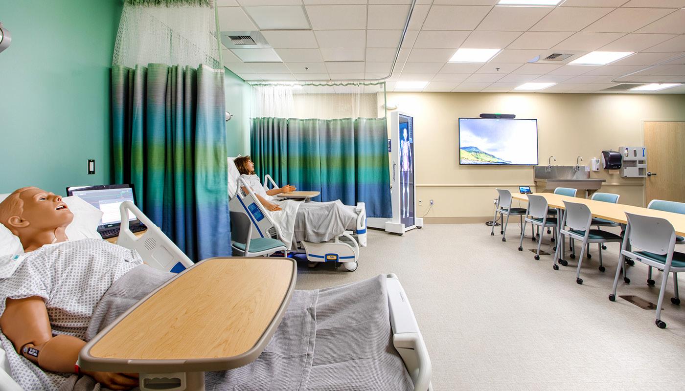 UMPI Lisnik Nursing Simulation Center