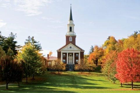Lorimer Chapel Renovation