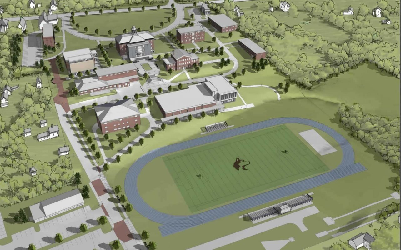 Maine Central Institute Campus Master Plan
