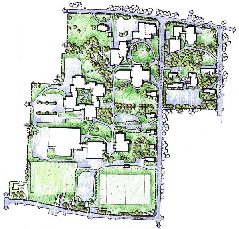 MMA Master Campus Plan